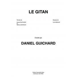 Partition - Le gitan