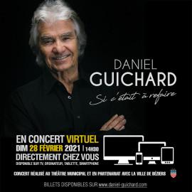 Concert virtuel - 28 février 2021
